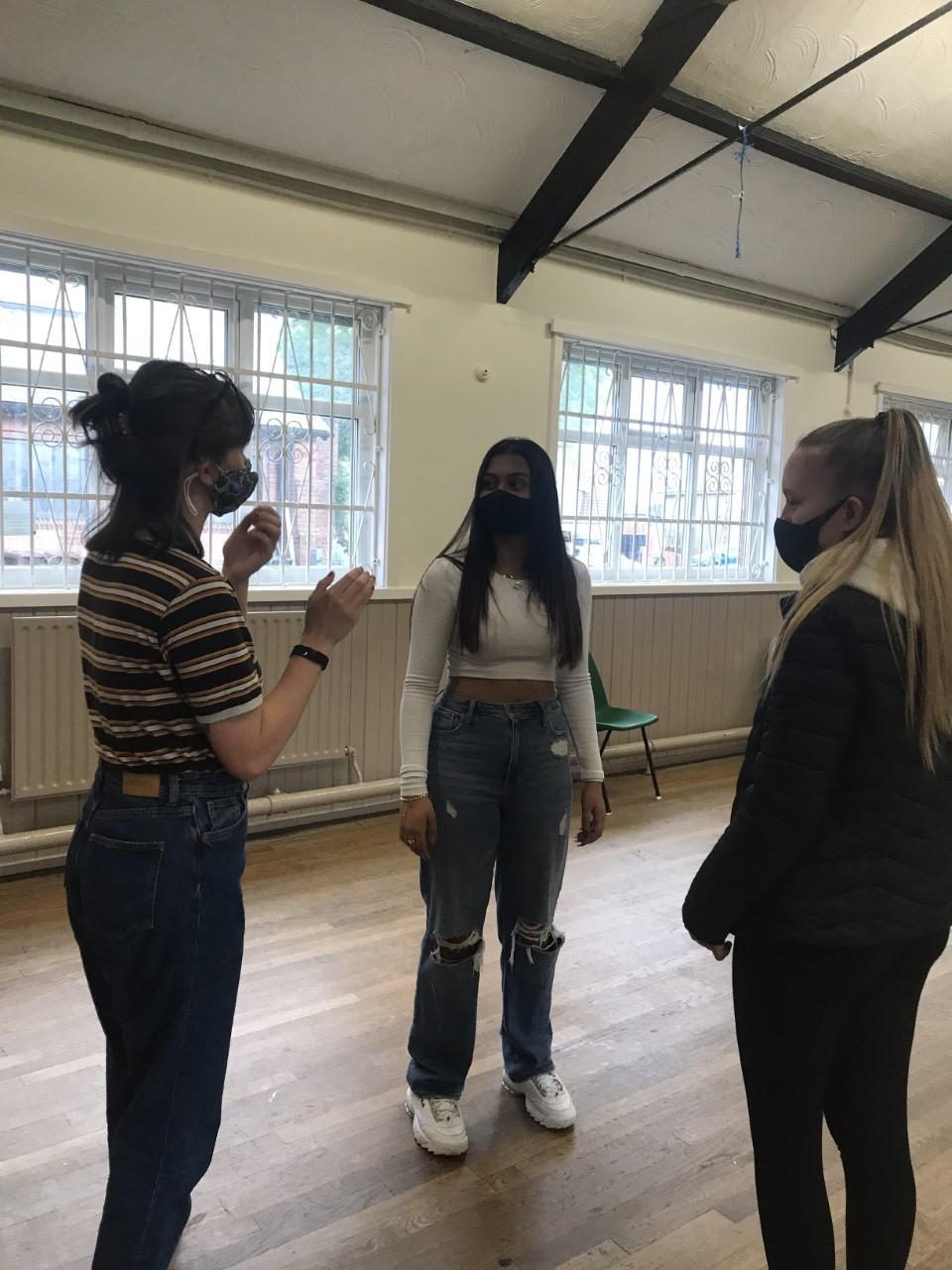 Drama workshop