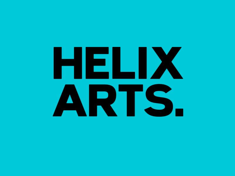 Helix Arts Logo Thumbnail Blue